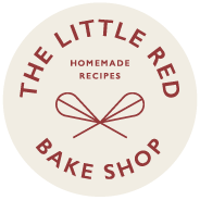 Image of the Little Red Bake Shop's logo