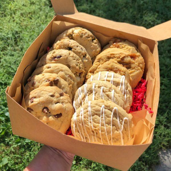 Fall 2021 Cookie Box