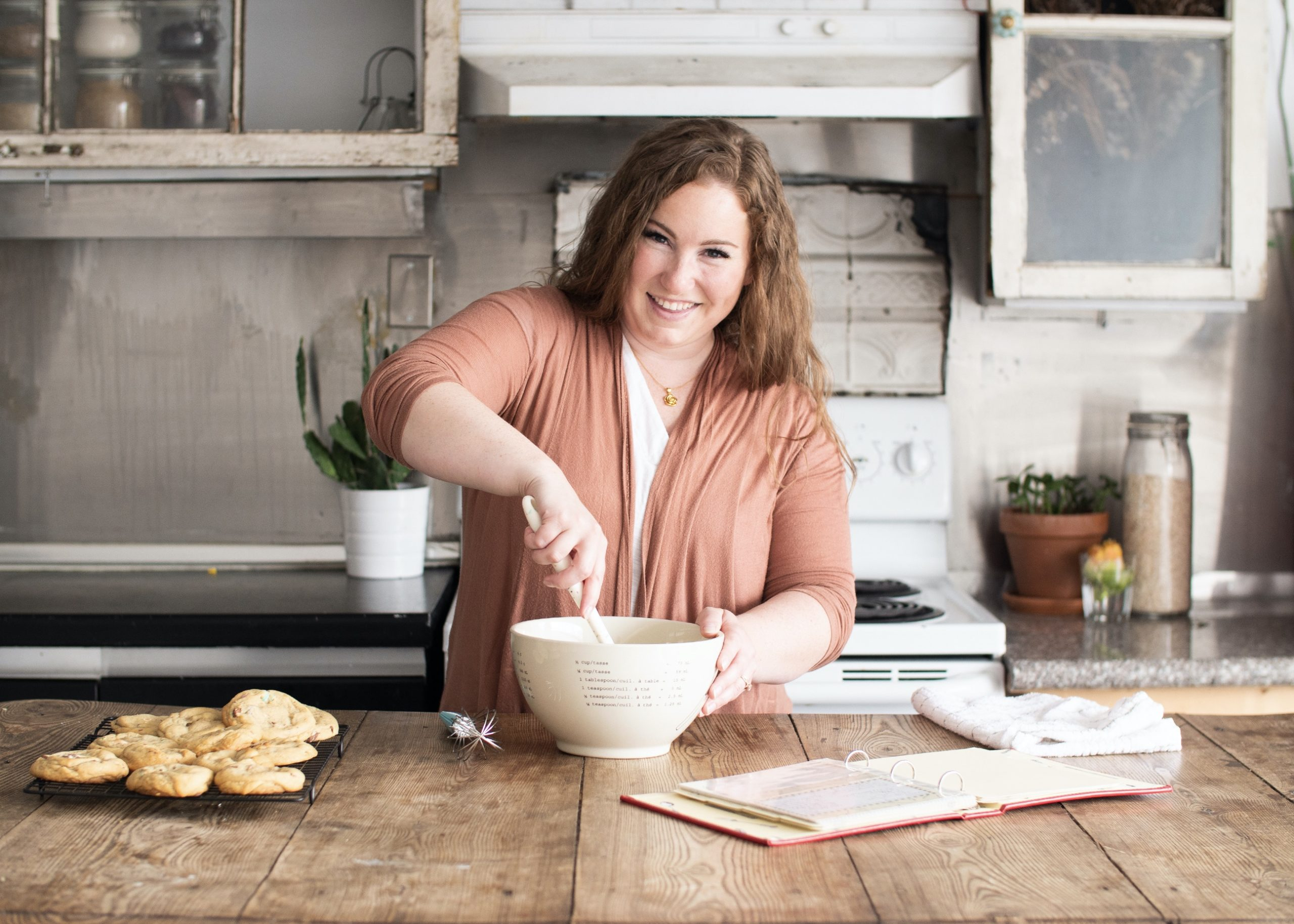 Michelle Baking
